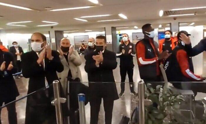 Sivasspor İsrail'de mahsur kaldı