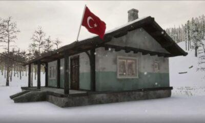 Soğuk kış şartlarında geçen Türk yapımı oyun: Erzurum