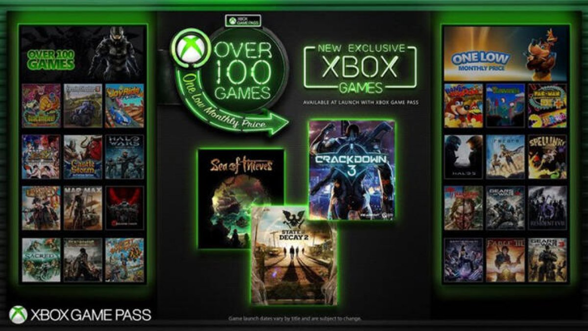 Xbox Game Pass abonelerine sunulacak 16 yeni oyun