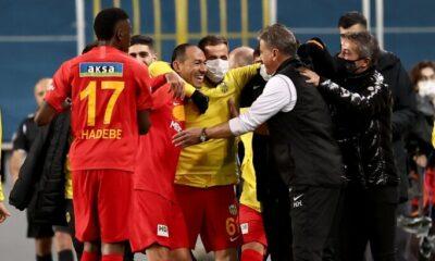 Yeni Malatya, İstanbul'da Fenerbahçe'ye karşı galibiyet hasretini bitirdi