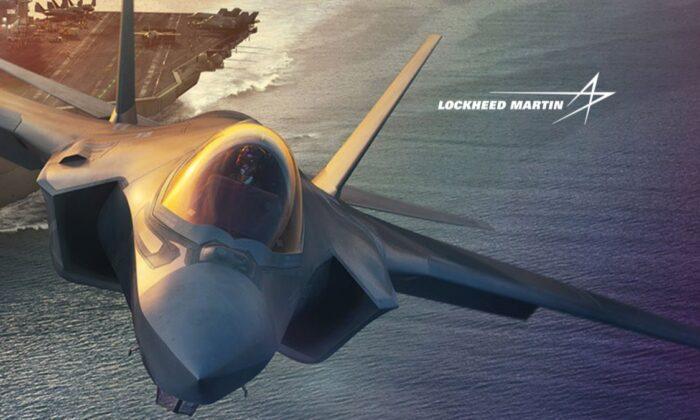 ABD Uzay Kuvvetleri'nden Lockheed Martin'e 4,9 milyar dolarlık ihale