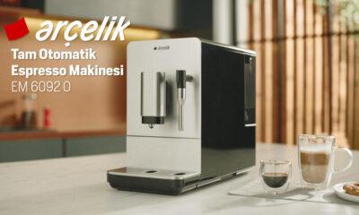 Arçelik Imperium® Tam Otomatik Espresso Makinesi Kullanmanın Püf Noktaları