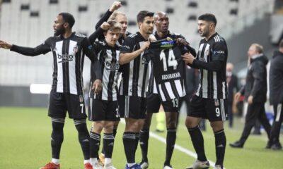 Beşiktaş'ın zirve inadı: 20 hafta sonra ilk 2 içinde