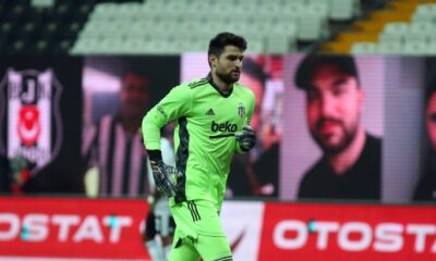 Beşiktaş'ta Ersin yine kalesini gole kapattı