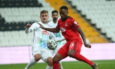 Beşiktaşlı Larin üst üste 3. maçında da gol attı