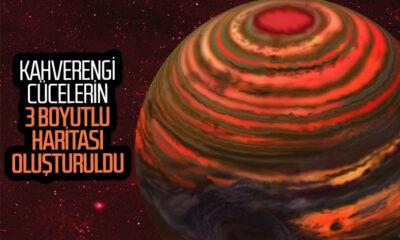 Bilim insanları, kahverengi cüce yıldızların üç boyutlu haritasını oluşturdu