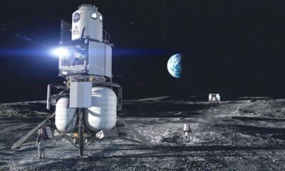 Blue Origin yörünge altı mekiğinin insansız test uçuşunu gerçekleştirdi