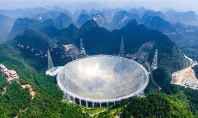 Çin'in FAST Teleskobu, dünya genelindeki bilim insanlarına açılacak