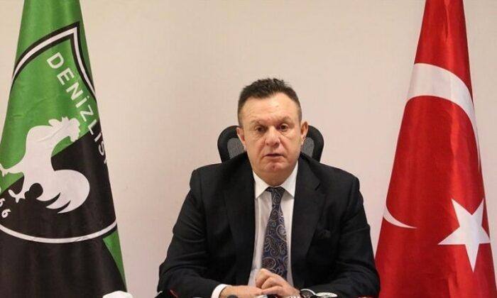 """Denizlispor Başkanı Çetin: """"Görevimizi layıkıyla yerine getireceğiz"""""""