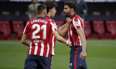 Diego Costa, Atletico Madrid ile sözleşmesini feshetti