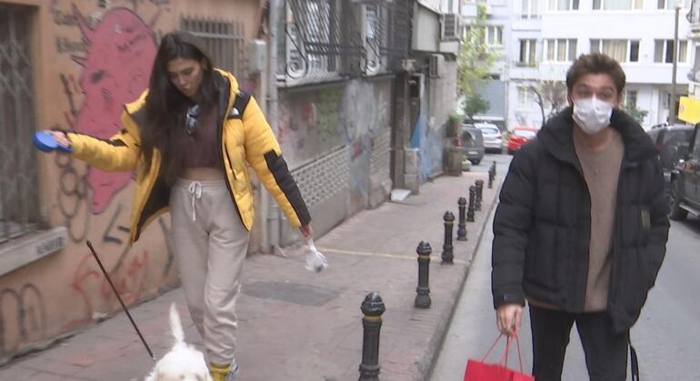 Dilara Aksüyek ve Onur Bay aşkı devam ediyor! 'Yaş farkı sorun değil'