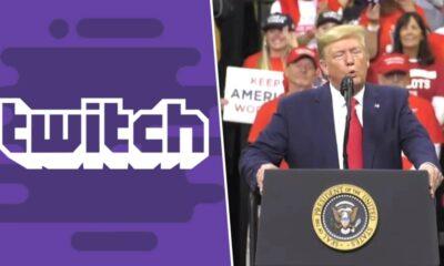 Donald Trump'ın Twitch kanalı kalıcı olarak kapatıldı