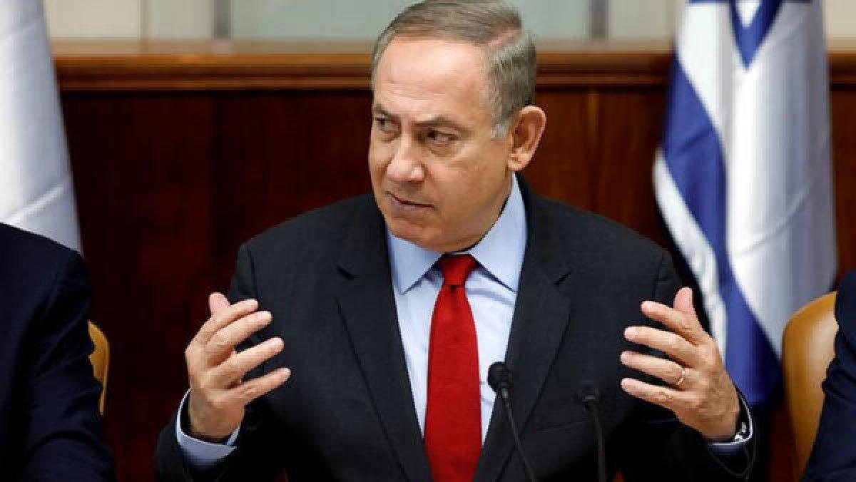 Facebook, İsrail Başbakanı Binyamin Netanyahu nun paylaşımını kaldırdı #1