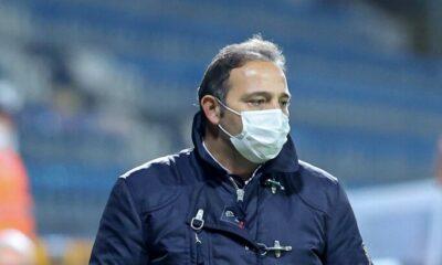 """Fuat Çapa: """"Lig tecrübesi olan oyuncu sayımız azdı"""""""