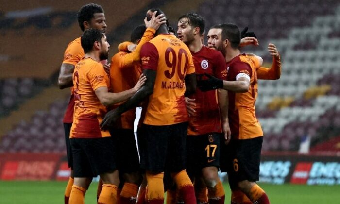 Galatasaray'ın Malatya kafilesinde 5 eksik