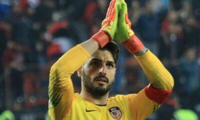 Gaziantep FK'da Günay Güvenç'e yeni sözleşme!