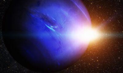 Hubble Uzay Teleskobu, Neptün'deki fırtınayı görüntüledi