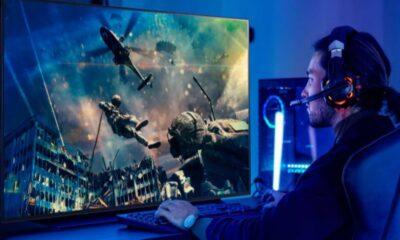LG, CES 2021'de bükülebilir OLED oyun ekranını tanıtacak