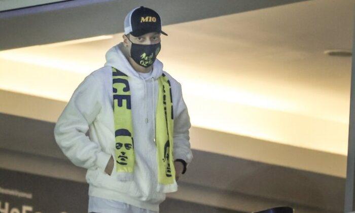 Mesut Özil'in imza töreni için çılgın talep