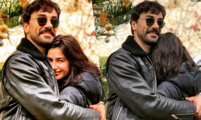 Nesrin Cavadzade ile Gökhan Alkan'dan yeni fotoğraf!