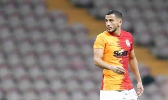 Omar Elabdellaoui hastaneye kaldırıldı