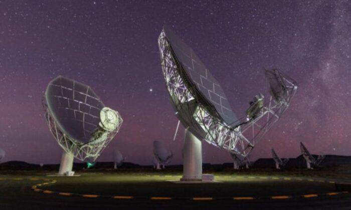 Samanyolu'ndan 62 kat büyük iki radyo galaksi keşfedildi
