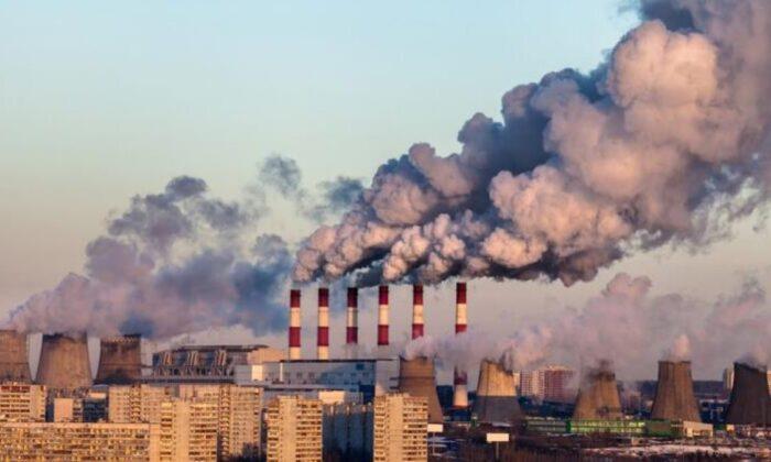 Son 141 yılda atmosferdeki karbondioksit oranı yüzde 43 artarak rekor kırdı