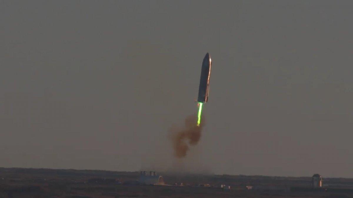 SpaceX, Starship SN9 ve SN10 prototiplerini test edecek