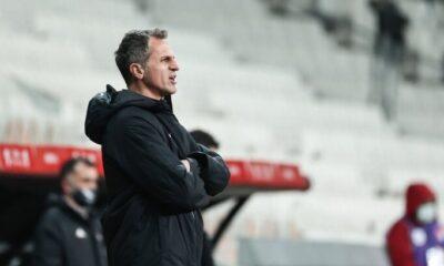 "Stjepan Tomas: ""Beşiktaş'a pozisyon vermedik"""
