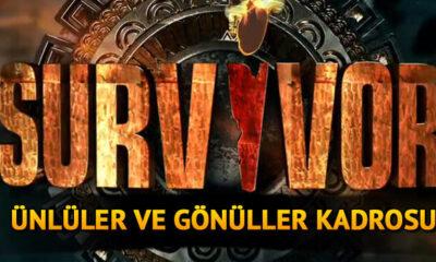 Survivor 2021 Ünlüler ve Gönüllüler kadrosunda kimler var? İşte Survivor kadrosu yarışmacıları hakkında bilgiler