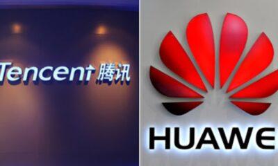 Tencent oyunları yeniden Huawei mağazasına eklendi