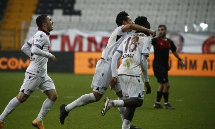 Trabzonspor'da Abdullah Avcı'nın golcüsü Ekuban