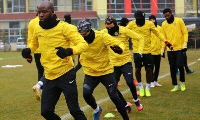 Yeni Malatyaspor'da sakatlık açıklaması