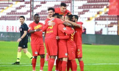 Yeni Malatyaspor deplasmanda 3 maç sonra hayat buldu