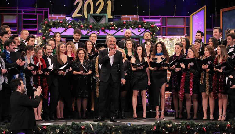 Yılbaşı programları 2021 belli oldu İşte Kanal D, Star TV, TV 8, ATV, Show TV yılbaşı konukları