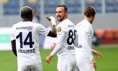 Ankaragücü'nde Sivasspor öncesi 2 cezalı