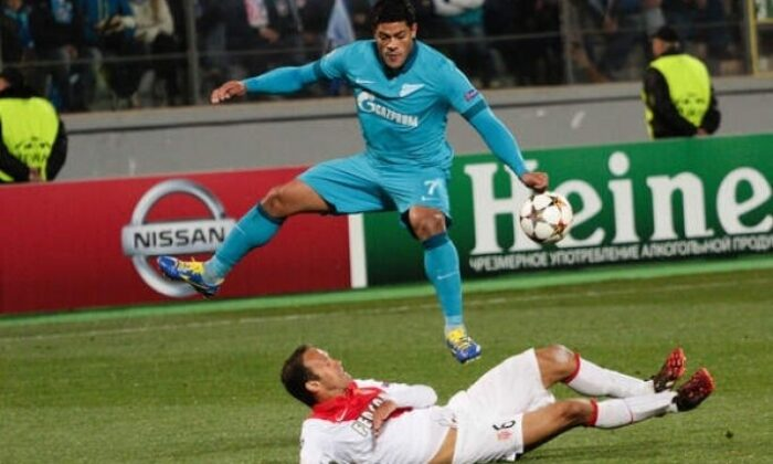 Beşiktaş'ın Hulk transferinde 3 rakibi kaldı