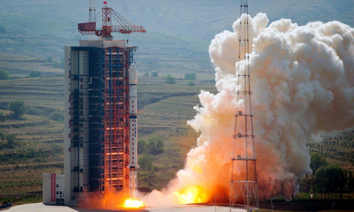 Çin, uzaktan algılama uydularını uzaya gönderdi #1