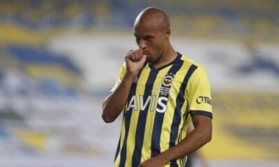 Fenerbahçe'de Tisserand, 5 maç sonra döndü