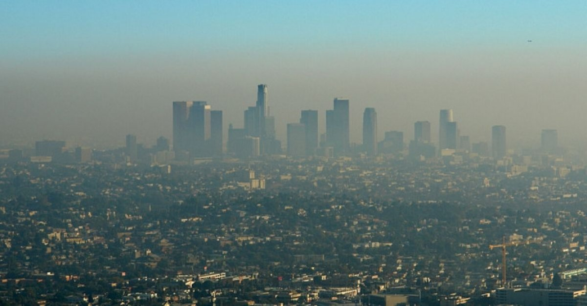Fosil yakıtların neden olduğu hava kirliliği nedeniyle 2018'de 8,7 milyon insan öldü