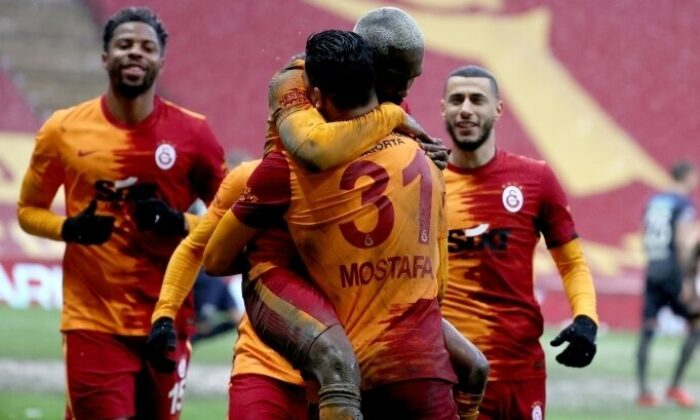 Galatasaray'dan Alanyaspor maçı öncesi flaş karar!