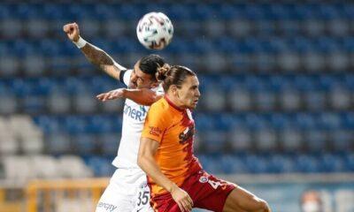Galatasaray ile Kasımpaşa 34. randevuda