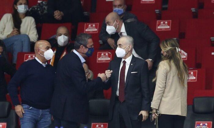 """Mustafa Cengiz: """"Fenerbahçe bizim düşmanımız değil"""""""