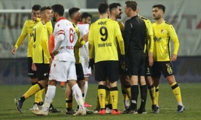 """PFDK, İstanbulspor'un """"kural hatası"""" başvurusunu reddetti"""