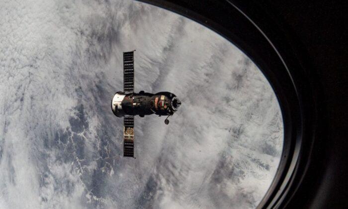 Rusya'nın Progress kargo mekiği Uluslararası Uzay İstasyonu'na kenetlendi Rusya, Progress MS-16 kargo kapsülünü uzaya fırlattı – VİDEO