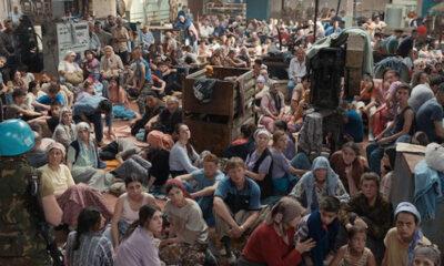 TRT Ortak Yapımı 'Quo Vadis, Aida?' Oscar Ödülleri'nde kısa listeye seçildi