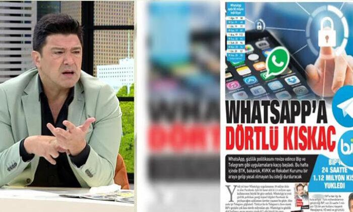 WhatsApp gizlilik sözleşmesindeki büyük tehlike ne? Türkiye ne yapacak?