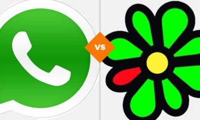 WhatsApp'ın yeni sözleşmesi nedeniyle ICQ'nun indirilme oranı 35 kat arttı