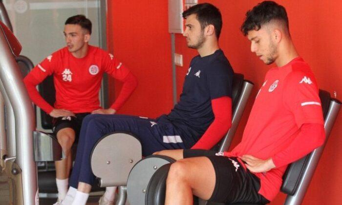 Antalyaspor, Medipol Başakşehir maçı hazırlıklarına başladı