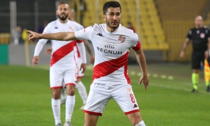 Antalyaspor'un yenilmezlik serisi 14 maça çıktı